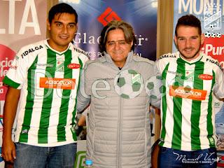 Oriente Petrolero - Jose Alfredo Castillo - Jose Ernesto Álvarez - Mauro Marrone - DaleOoo.com web del Club Oriente Petrolero