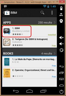 Cara Memasang dan Menikmati Blackberry Messenger (BBM) di Komputer