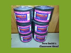 Fern Smith's Classroom Ideas Bulletin Board Trim Tips