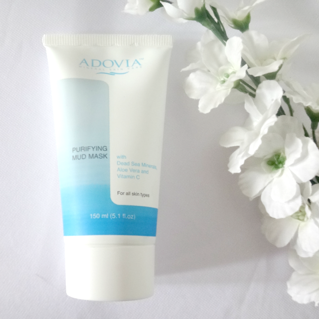 mud mask review adovia