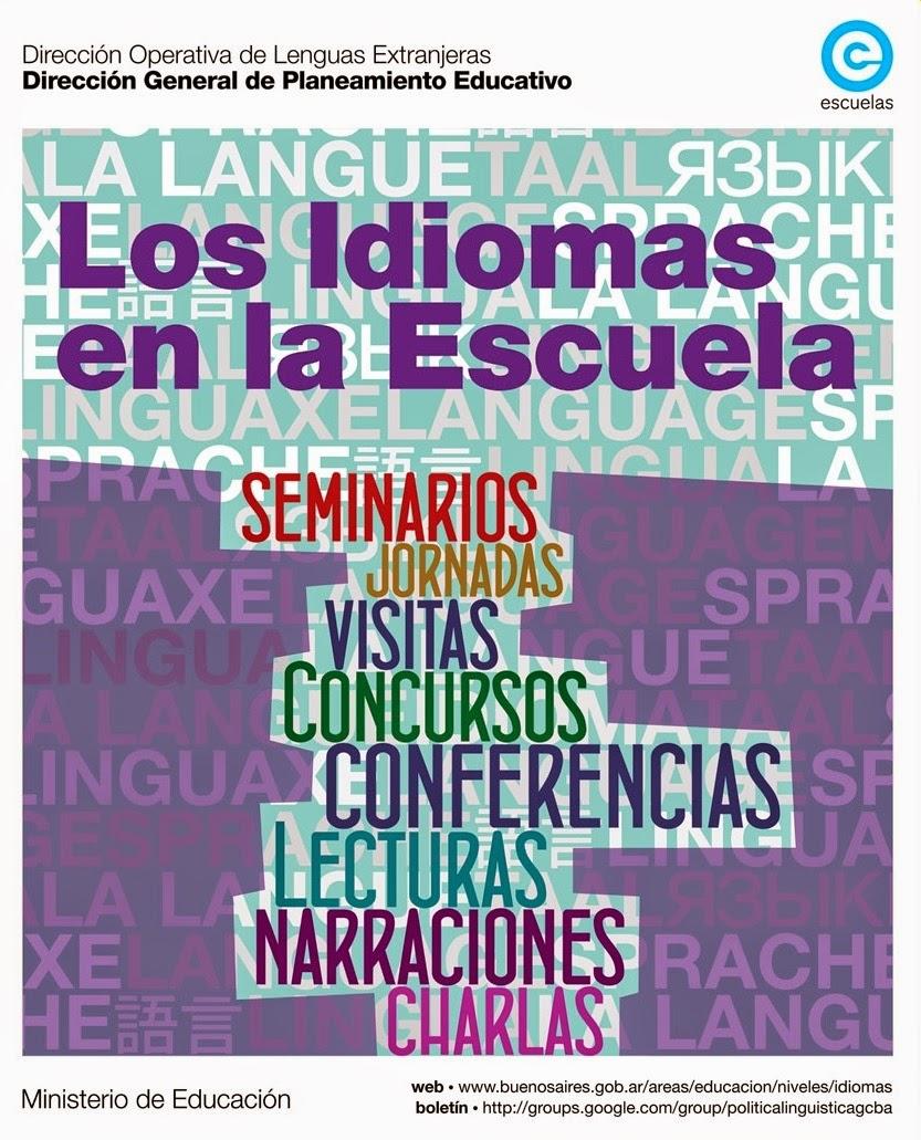Gerencia Operativa de Lenguas Extranjeras, Ministerio de Educación, C.A.B.A.