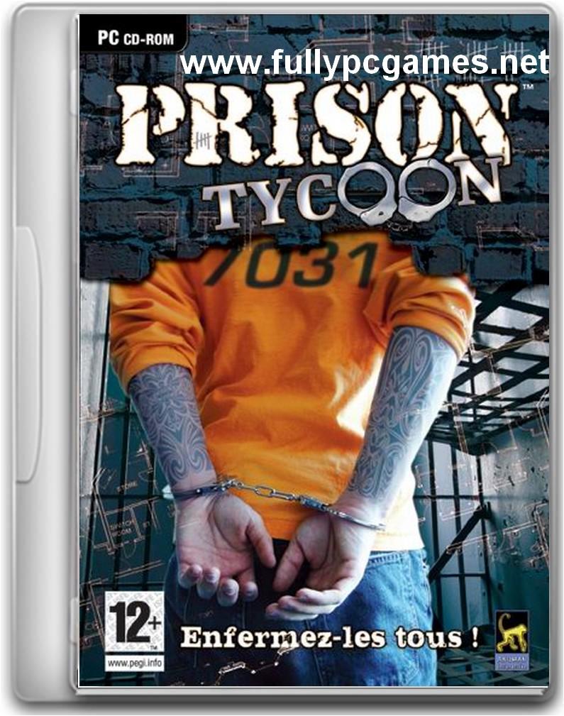 От 3 до 5 лет строгого режима Оригинальное название: Prison Tycoon 4: Super