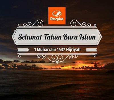 Selamat Tahun Baru Islam 1437 Hijriyah