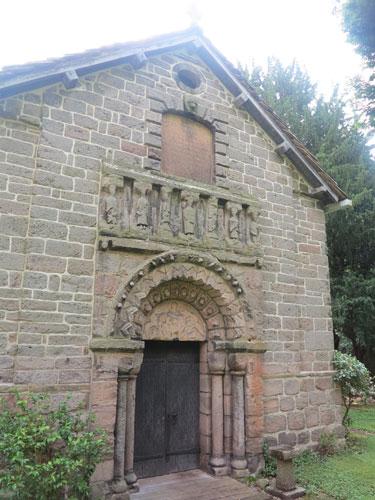 St Peter's Church Prestbury, Cheshire