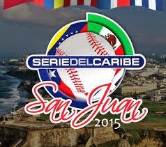 SERIE DEL CARIBE PUERTO RICO 2015