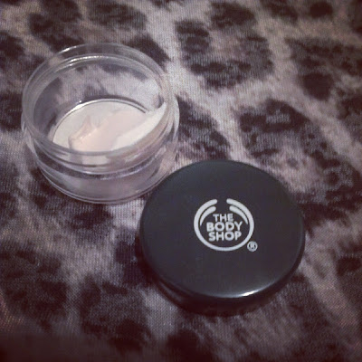 The Body Shop Vit E Night Cream sample