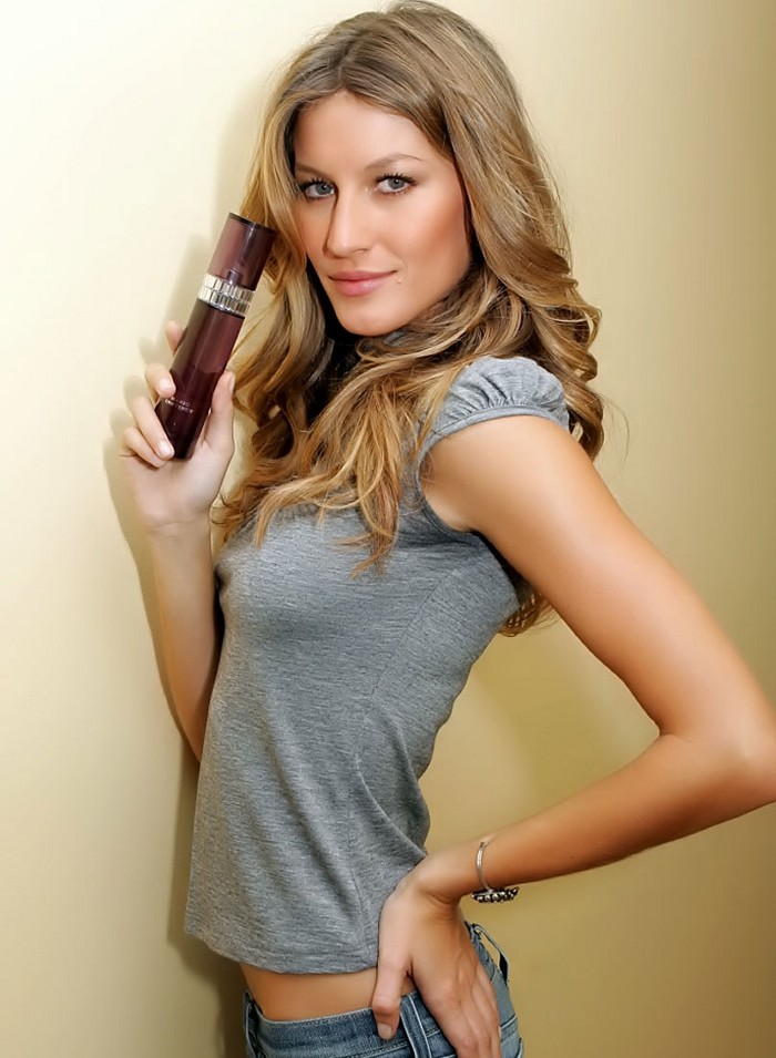 Brazilian Gisele Bundchen named world's richest model ... Gisele Bundchen