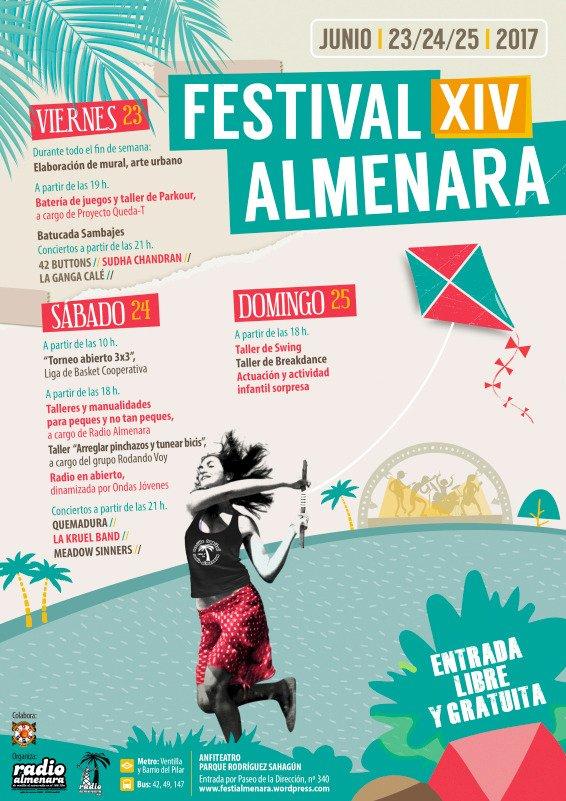 23 al 25 festival y Fiestas en Tetuán