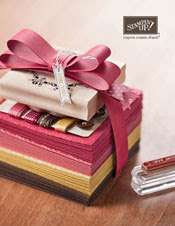 Stampin Up 2012/2013 Catalogue