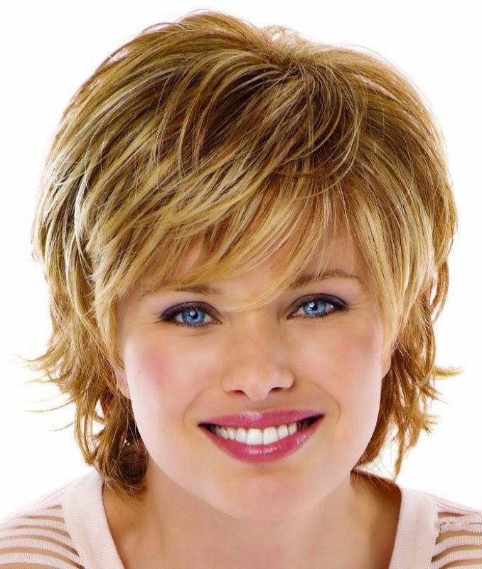 cortes de pelo corto rubio para gorditas cortes de pelo