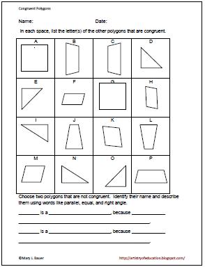 Worksheets Congruent Polygons Worksheet collection congruent polygons worksheet photos kaessey worksheets for school kaessey