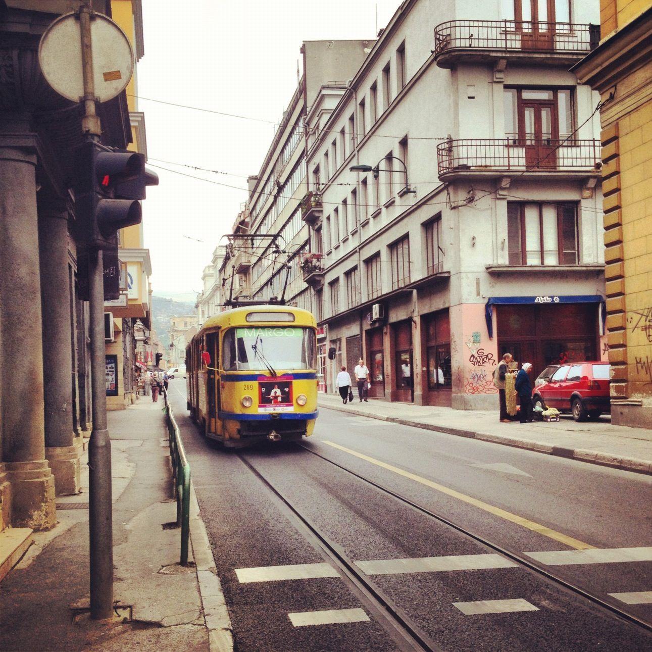Dokumenterne: Eastern Europe Chapter 5: Hello Sarajevo