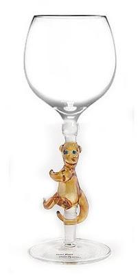 monkey wine glass