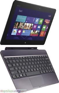 Harga Asus Vivo Tab RT TF600T Tablet Terbaru 2012