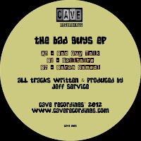 Jeff Service The Bad Guys EP Cave Recordings