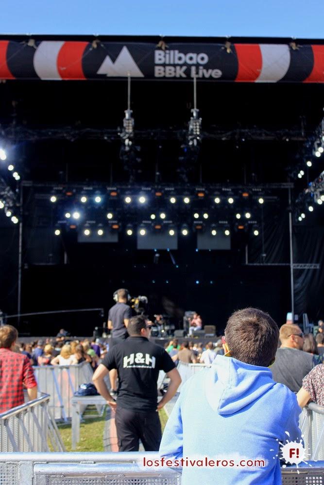 Muse, Bilbao, BBK Live, 2015, Festival