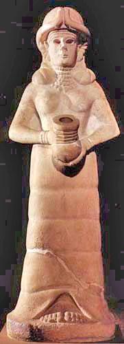 Nanshe (diosa de la verdad, la justicia y la compasión)