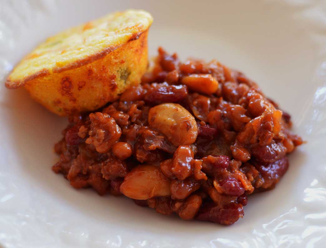 beans and cornbread Top pinto beans and cornbread recipes and other great tasting recipes with a healthy slant from sparkrecipescom.