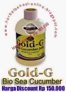GAMAT GOLD G HARGA DISC