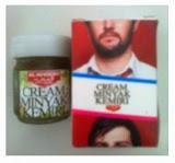 Cream minyak kemiri