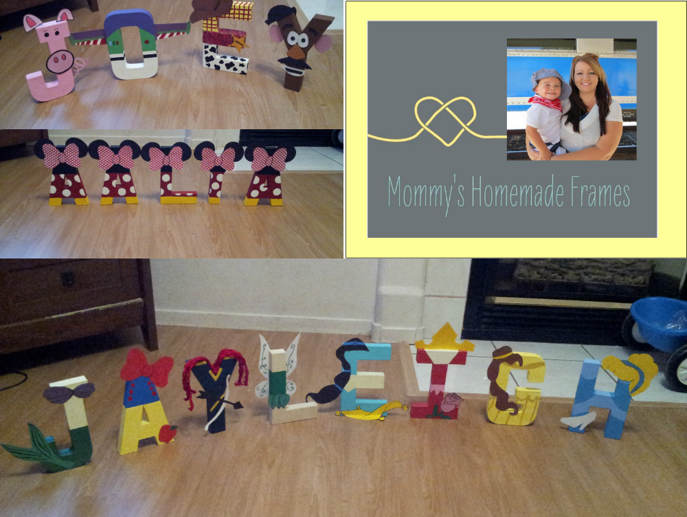 my name is jennifer mcnally and i am the owner of mommy home frames i am a mother of a wonderful two year old boy and also work part time at my