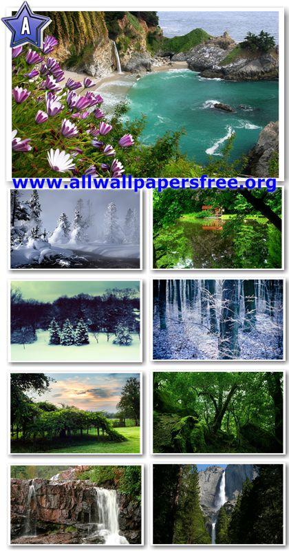 40 Amazing Nature Wallpapers 1920 X 1200 [Set 22]