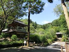 鎌倉・浄智寺