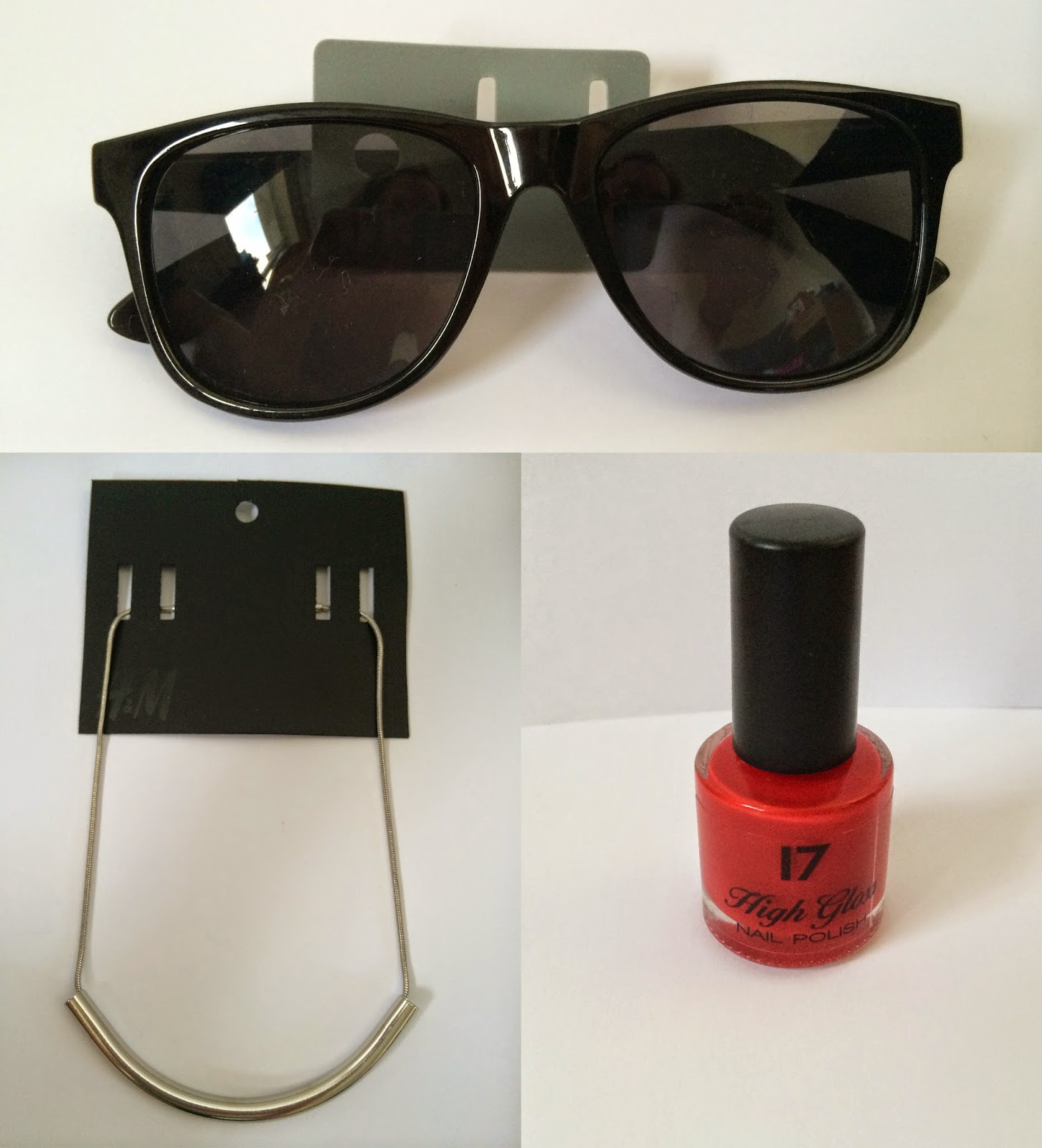 Summer Accessories Giveaway with H&M & 17 on Lrsmth-Fashion