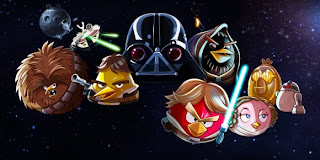 Game Android: Angry Bird Star War