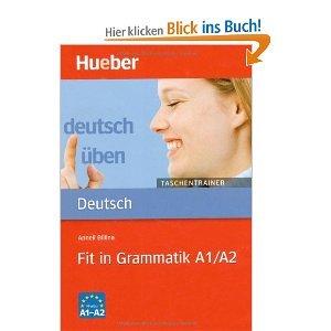 Learn deutsch fit in grammatik a1a2 taschentrainer fandeluxe Gallery