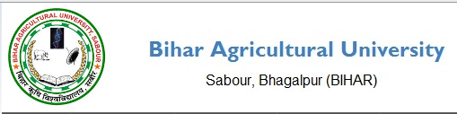 Bihar Agricultural University Admit Card Recruitment Oct/Nov 2016 - 2017