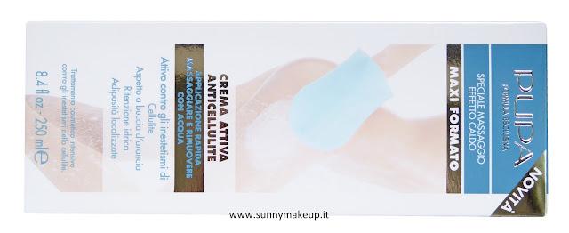 Pupa - Crema Attiva Anticellulite.