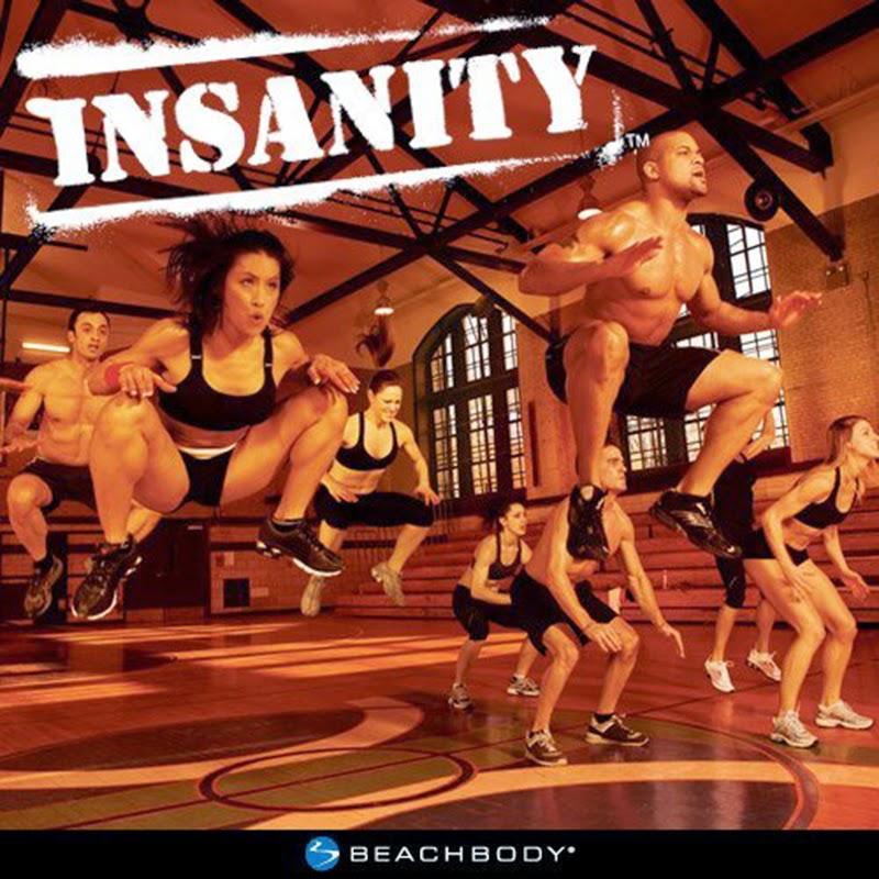 insanity workout shaun t beeswonderland