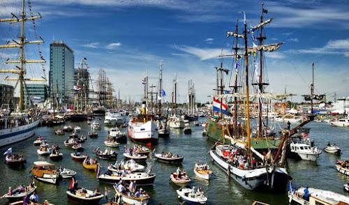 SAIL Amsterdam, maior encontro náutico do mundo