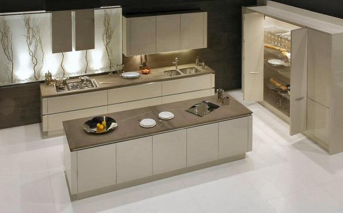 Furniture Interior Design: Snaidero Cucine presents a wide ...
