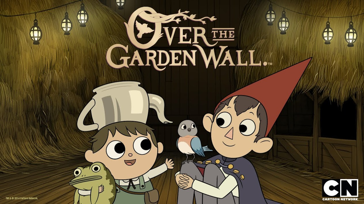 Over The Garden Wall Dublado Todos os Episódios Online