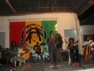 Pesta Reggae Musisi Maumere