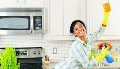 Haz fitness con la limpieza de tu hogar parte 1