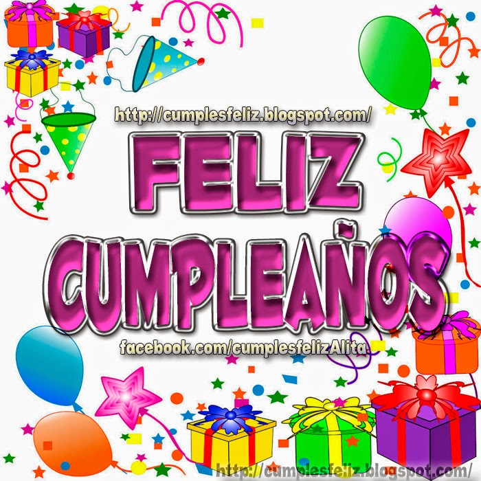 Feliz Cumpleaños Feliz Cumpleaños