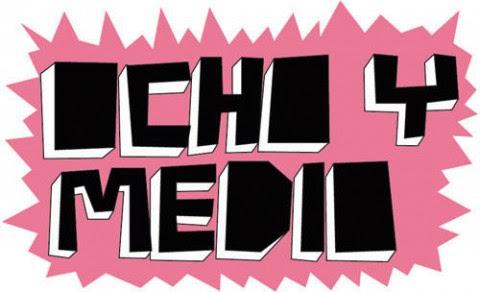 Ocho y Medio disco_logo