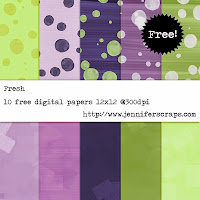 http://www.jenniferscraps.com/2014/04/16/fresh-freebie-paper-pack-of-the-day/