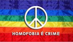 ((HOMOFOBIA É CRIME......))