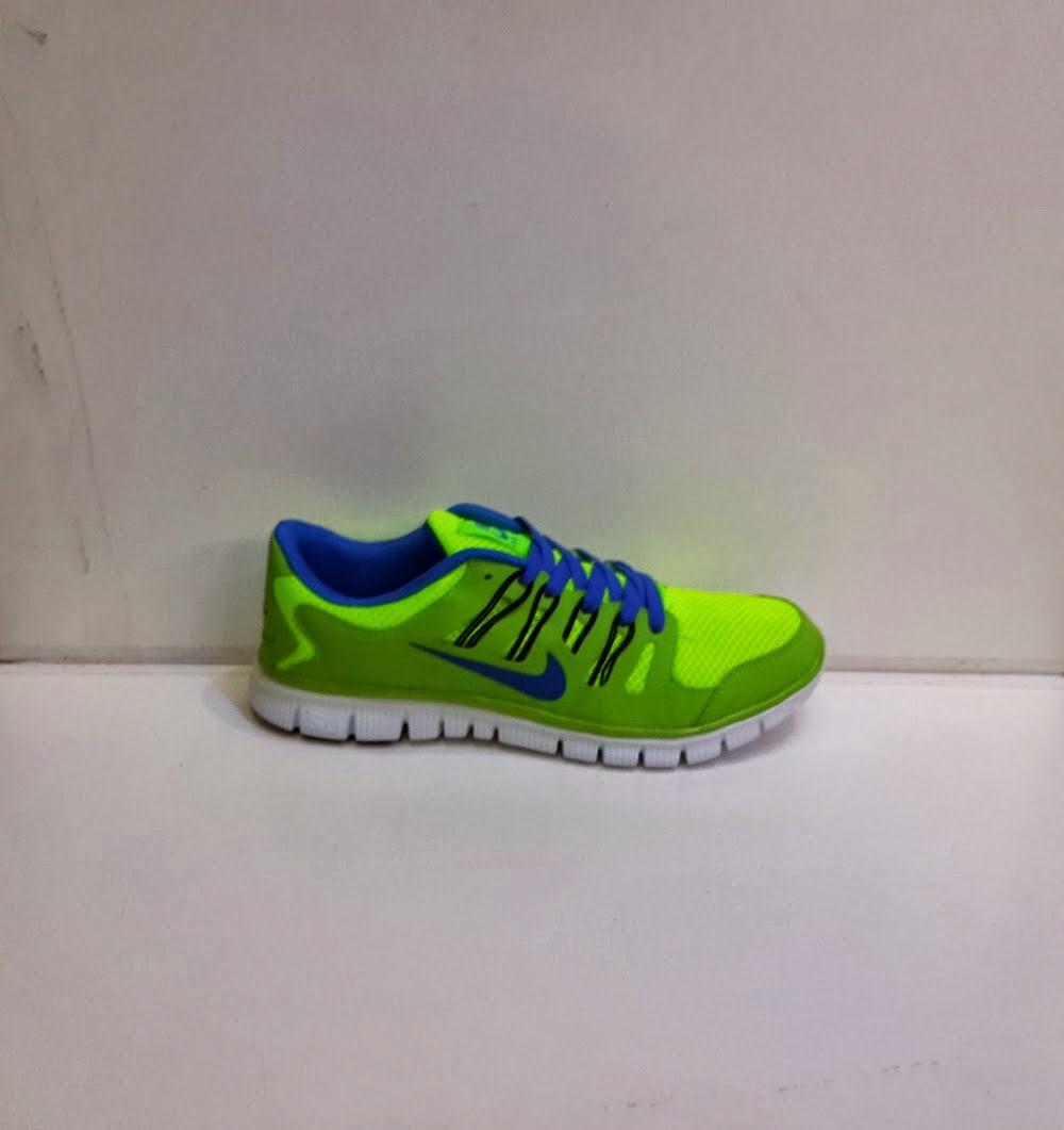 toko sepatu nike aerobic 5.0 women, nike aerobic 5.0 women,warna hijau stabilo