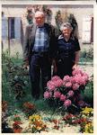 Mes parents , ces êtres aimés qui en nous quittant laissent un vide immense