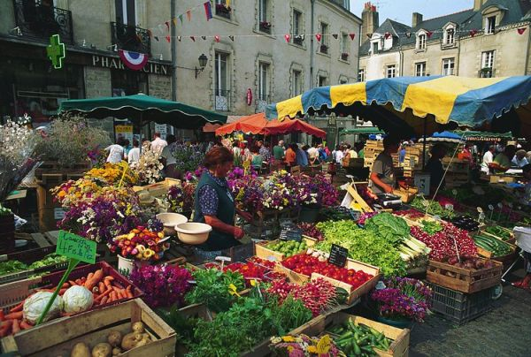 french food market