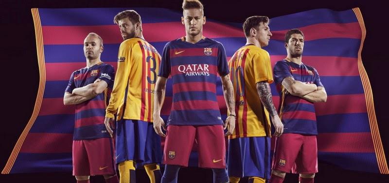 Los 10 clubes de fútbol que más camisetas han vendido (Temporada 2015-16)