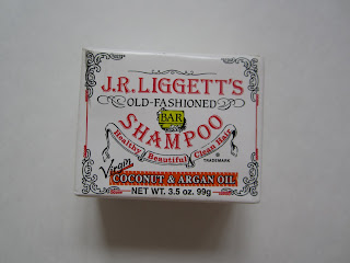 j.r.liggett's shampoo bar