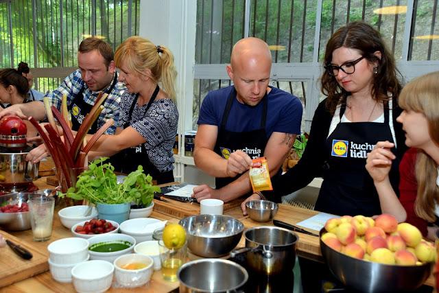 warsztaty kulinarne Lidla