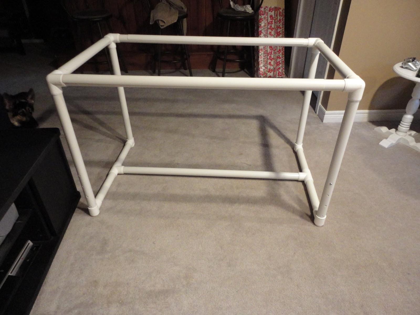quilting frame after - Diy Quilting Frame
