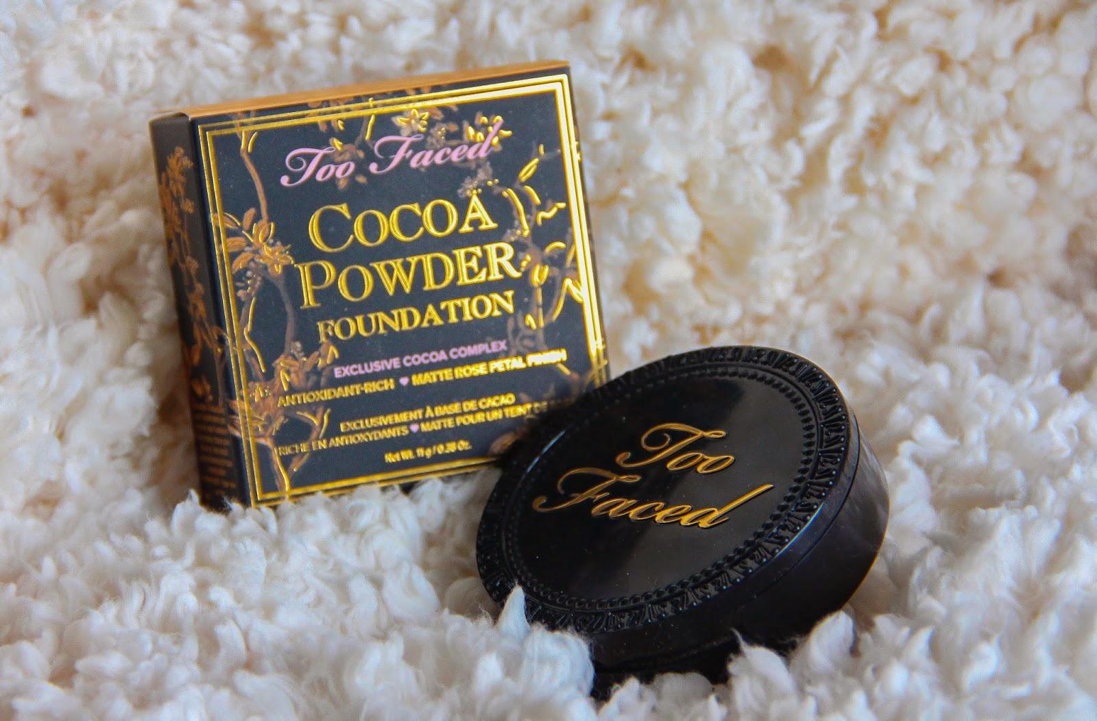 Fond de teint, poudre powder